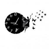 ساعت اتاق طرح دار
